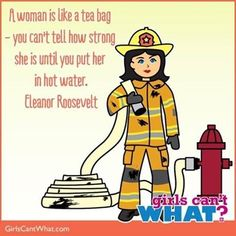 Click like if you've ever been that woman in hot water... (Firefighter: http://www.girlscantwhat.com/colorize/?id=25&snapshot=518