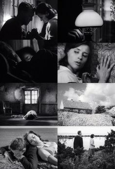 ingmar Bergman - Through a glass darkly