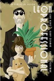 Αποτέλεσμα εικόνας για leon the professional movie poster