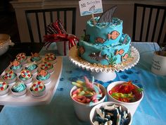Shark goodies by mommawants1more, via Flickr