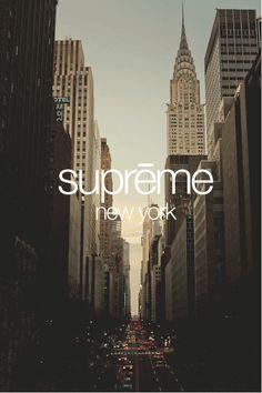 Supreme for sure