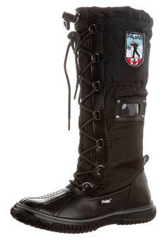 GRIP - Vinterstøvler - sort