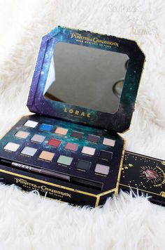 LORAC x Pirates of the Caribbean || Southeast by Midwest #beauty #bblogger #lorac