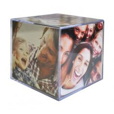 Stackable Photo Cube