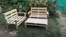 Discover furnishings concepts with the recycling pallet ideas. Pallet Shed, Wood Pallet Art, Wooden Pallet Projects, Pallets Garden, Pallet Crafts, Wood Pallets, Diy Wood, Diy Projects, Outdoor Projects