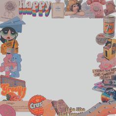 빈티지 스티커 자료 #75 : 네이버 블로그 Aesthetic Stickers, Aesthetic Backgrounds, Aesthetic Iphone Wallpaper, Aesthetic Wallpapers, Instagram Frame Template, Gfx Design, Photographie Portrait Inspiration, Photo Collage Template, Note Doodles