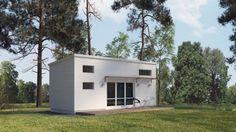 Arkitektritade husmodeller - Helahuset bygger attefallshus