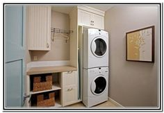 Best Stackable Washer And Dryer Stacked Washer And Dryer Laundry Room Ideas