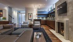 A family creates a modern urban retreat   StarTribune.com