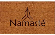 Namaste Coir/ Vinyl Weather-resistant Indoor/Outdoor Door Mat (15 x 25)  #Weather-resistantDoorMat #DoorMat #Indoor/OutdoorDoorMat #CoirDoorMat #VinvylDoormat #CoirWeather-resistantDoorMat #15x25DoorMat #Coir/VinvylDoorMat #Weather-resistant #Indoor/Outdoor #Coir/Vinyl