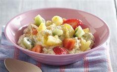 Tuorepuuro Fruit Salad, Breakfast Recipes, Brunch, Food, Fruit Salads, Essen, Meals, Yemek, Eten