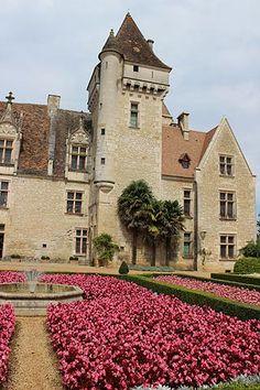 Chateau des Milandes ~ Dordogne, France | North of the Dordogne        ᘡղbᘠ