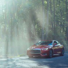 Go from 0 to 60 in 120 beats per minute with the All-New #Q60.