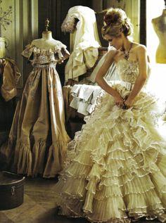 Emma Watson byMark Seliger, Vogue Italia