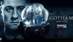 Gotham: Season 3 TV Spots New Gotham: Season 3 TV commercials have been released by Fox. The TV promos are about James Gordon (Ben…