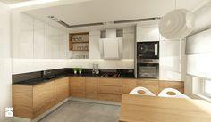 Kuchnia styl Skandynawski Kuchnia - zdjęcie od Patryk Kowalski Architektura i projektowanie wnętrz