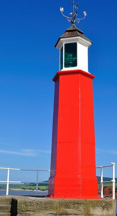 Red Light house |Pinned from PinTo for iPad|
