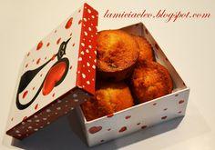 Muffin noci e uvetta
