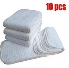 Cloth Diaper Liners 10