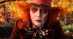 Disney's Alice Through The Looking Glass TRAILER | In Cinemas MAY 2016