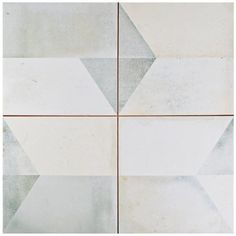 Merola Tile Geomento in. Ceramic Floor and Wall Tile sq. & case) FPEGEO at The Home Depot - Mobile Kitchen Wall Tiles, Bathroom Floor Tiles, Kitchen Flooring, Tile Floor, Pool Tiles, Kitchen Backsplash, Tiles For Sale, Unique Tile, Geometric Tiles