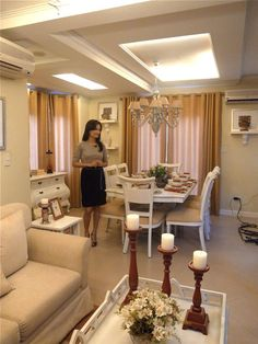 dining room living room. small ish living room dining  would be perfect for this house combo apt or space House