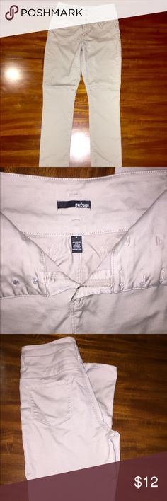 Charlotte Russe refuge high waisted pants NWOT Never been worn ordered online and were a little too snug. Perfect condition Charlotte Russe Pants Skinny