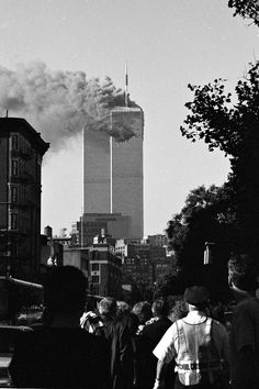 """Photo """"Uncertainty"""" by Leanne Bouvet♥♥♥ The Lazarus Project, I Love America, Photo Story, London Photos, September 11, Cata, World Trade Center, Back In The Day, Old Pictures"""