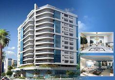 Luxury penthouse for sale in Praça Celso Ramos, Florianópolis, Estado de Santa Catarina | LuxuryEstate.com