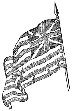 Revolutionary War Flags: Flag of the United Colonies