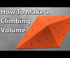 Climbing wall people asked if I could build a volume To add some texture to a bare wall. I think i delivered : ) made a how to video and instructable for you guys along the way. Check out the full project http://ift.tt/29ntXYy Don't Forget to Like Comment and Share! - http://ift.tt/1HQJd81