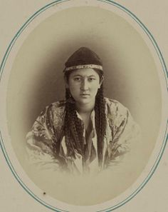 Library of Congress - Turkestan Album: Types of nationalities in the Turkestan krai. Uzbek women. Rauza ai. LC-DIG-ppmsca-09951-00028 (digital file from Part 2, vol. 1, pl. 10, no...