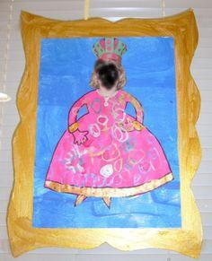 portrait de reine Ps