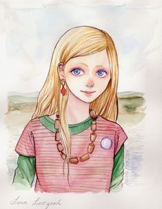 Luna Lovegood - The second best female in the whole darn series.