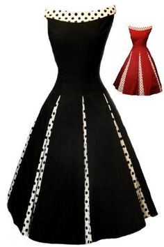 Aprils 50s Rockabilly Classy Black Vintage Swing Evening Cocktail Party Dress  Pinup Girl thepinuppodcast.com features pinup models and pin up photographers.