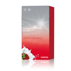 Natural Balance Shake natural strawberry #oriflame