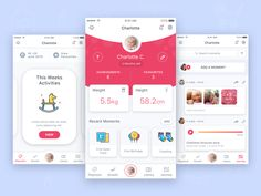 Baby Stimulation Mobile App for Parents