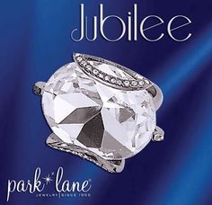 """Facebook contest for 10/19/12. Park Lane will be randomly selecting at least 5 winners throughout the day until 5pm central to receive a fabulous jewelry sample prize!!!! """"Like"""" & """"Share"""" the """"Jubilee Ring"""" Official Park Lane POST on the Jewels by Park Lane Inc. Page to be entered!"""