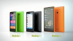Nokia's new Android Family: the Nokia X   Mind Bakers