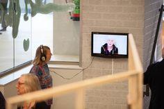 Almeerse curatoren vertellen over hun keuzes. Foto Melissa Duijn