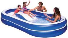 Intex Inflatable Slide Pool  in Spring Big Book Pt 1 from Fingerhut on shop.CatalogSpree.com, my personal digital mall.