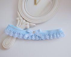 Niebieska podwiązka ślubna dla Panny Młodej :) Happily Ever After, Wedding Garters, Blue, Wedding Ideas, Wedding Ceremony Ideas