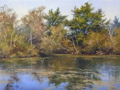 Andrew Orr at the Bryan Gallery in Jerffersonville, Vermont..thru July 8.