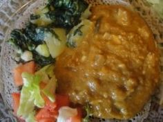 In Ethiopia, the orthodox church is the main Christian religion, and it has very strict dietary rules. Not only what to eat, but when. Every Wednesday...