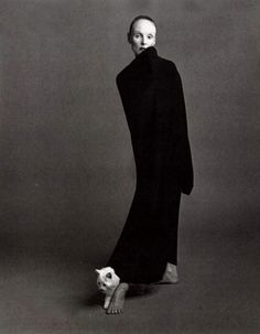 Grace Coddington, Creative Director of American Vogue magazine #icon