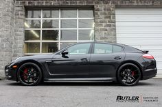 Porsche Panamera with Savini Wheels exclusively from Butler Tires and Wheels in Atlanta, GA - Image Number 10074 Porsche Panamera Turbo, Home Jobs, Mk1, Future Car, My Ride, Exotic Cars, Butler, Luxury Cars, Dream Cars