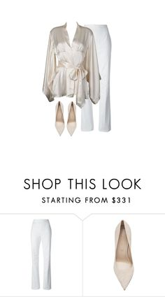 """Untitled #204"" by deaja-xx ❤ liked on Polyvore featuring Dsquared2 and Sergio Rossi"