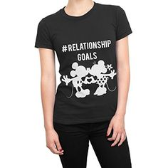 Disney Minnie & Mickey Mouse T-Shirt