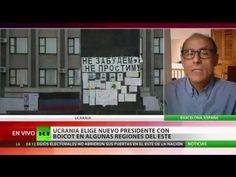 """""""Es imposible el control democrático de las presidenciales en Ucrania"""""""