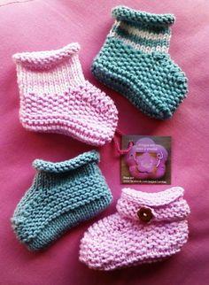 botinhas para bebé